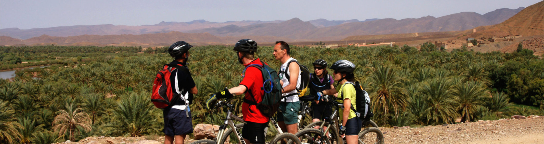 Why Ride in Morocco?