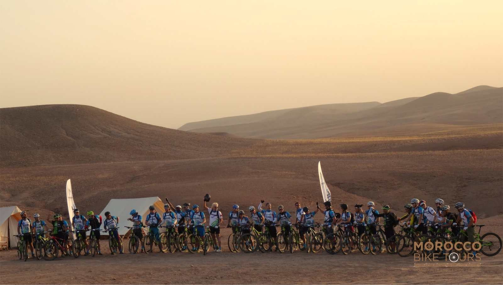 Morocco Biking Events