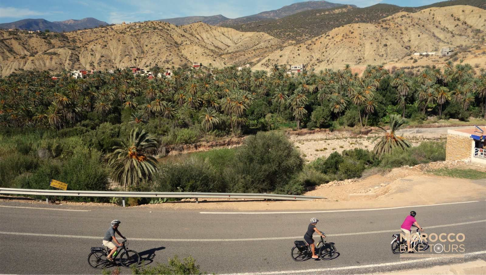 E Bike Tours Morocco