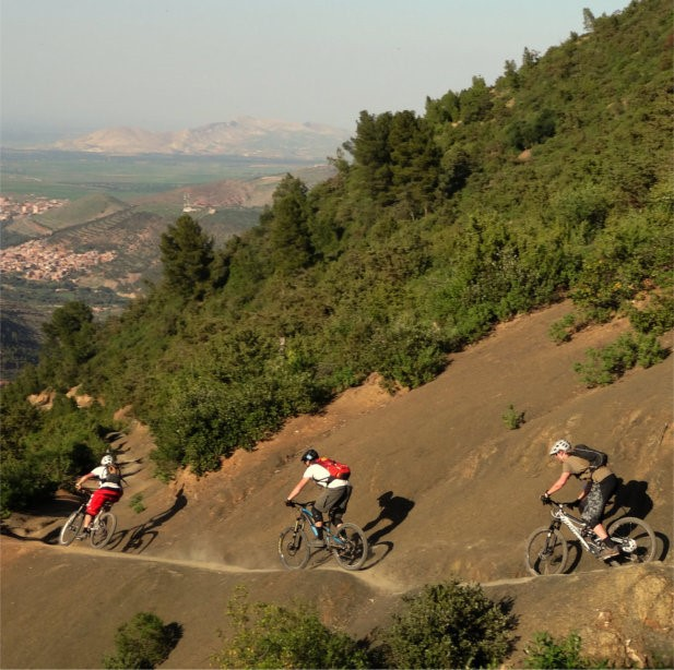 Atlas Mts Single Tracks